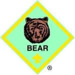 cub scout; bear; insignia
